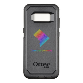 District of Columbia OtterBox Commuter Samsung Galaxy S8 Case