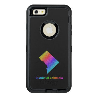 District of Columbia OtterBox Defender iPhone Case