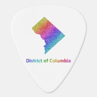 District of Columbia Plectrum