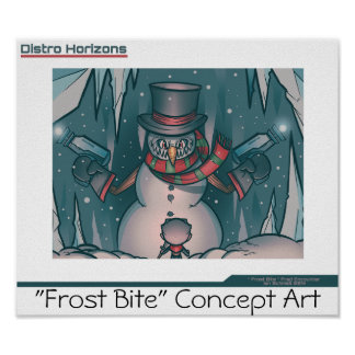 Distro Horizons - Frost Bite Poster 3