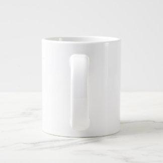 Disturbing My Calm Large Coffee Mug
