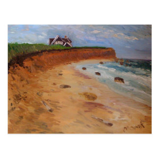 Ditch Plains Montauk Postcard