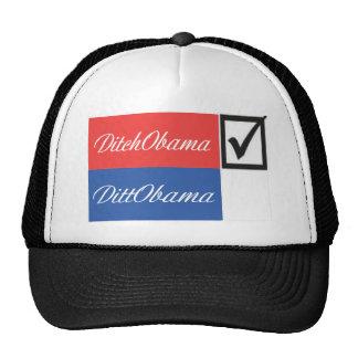 DitchObama Trucker Hats