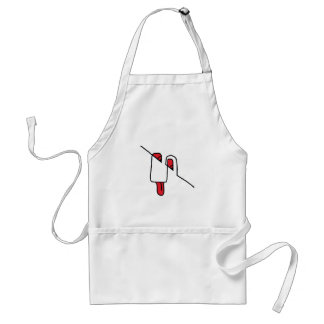 ditial art smily 01 adult apron
