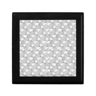 Ditsy Flowers Collage Small Square Gift Box