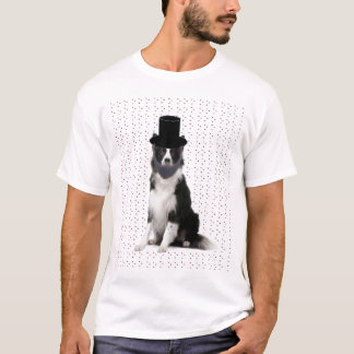 Ditzy Dogs~Original Tee~Border Collie T-Shirt