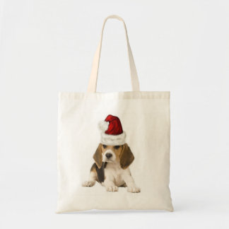 Ditzy Dogs~Original Tote~Beagle~Christmas