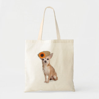 Ditzy Dogs Original Tote Chihuahua Halloween Bag
