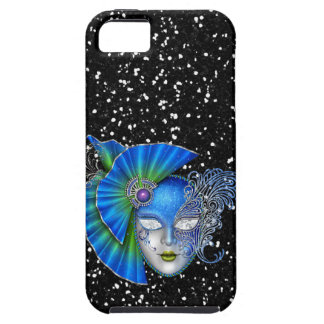 Diva Bling Masquerade - SRF Case For The iPhone 5