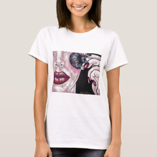 DIVA BLUSH BRUSH T-Shirt