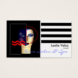 Diva Business Card template