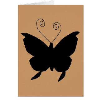 Diva Butterfly Cards