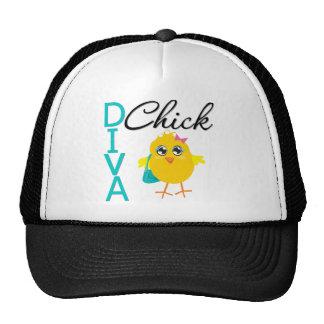 Diva Chick Mesh Hat