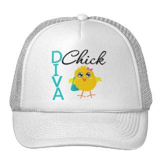 Diva Chick Mesh Hats
