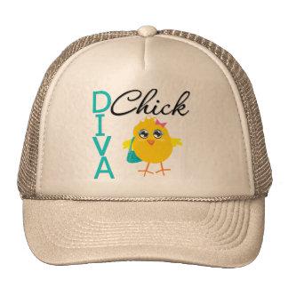 Diva Chick Trucker Hat