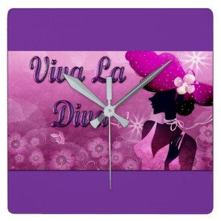 Diva Clock