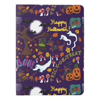Diva Dachshund's Halloween Extra Large Moleskine Notebook