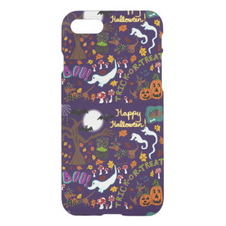 Diva Dachshund's Halloween iPhone 8/7 Case