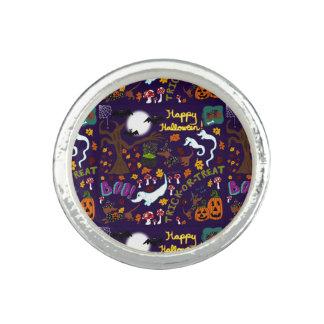 Diva Dachshund's Halloween Ring
