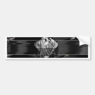Diva Diamond Bling Bumper Sticker
