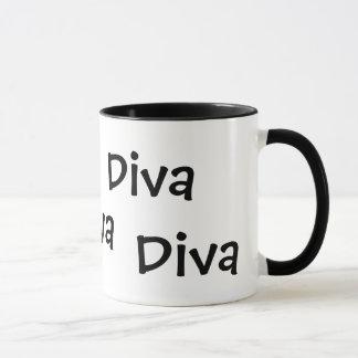 Diva, Diva Mug