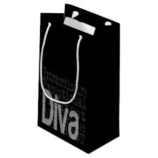 Diva Extraordinaire Small Gift Bag