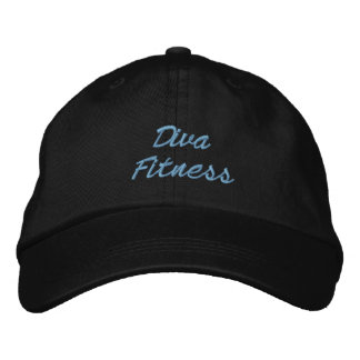 Diva Fitness Embroidered Hat