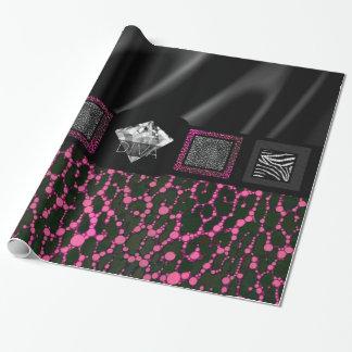 Diva Florescent Pink Leopard