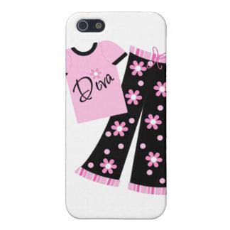 Diva iPhone4 iPhone 5 Cover