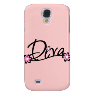 Diva iPhone 3G Case Samsung Galaxy S4 Cover