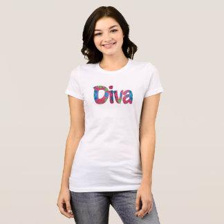 Diva Ladies T-Shirt