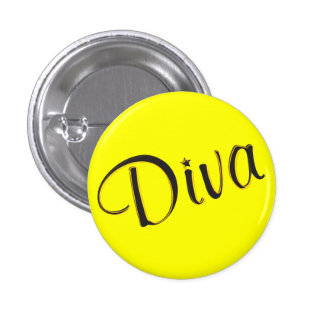 Diva Mini Button