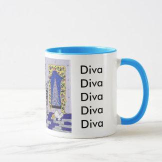 """""""Diva"""" Mug"""