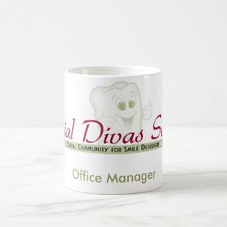 Diva Mug for Office Manager