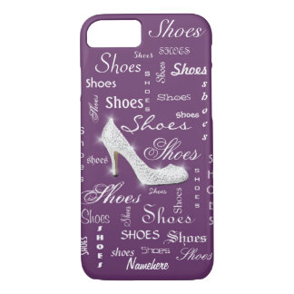 Diva Phone! Shoes! Heels! Pumps! iPhone 7 Case