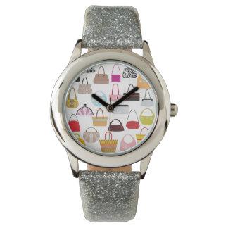 Diva Purse Lover Designs Watch