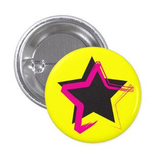Diva Star Mini Button