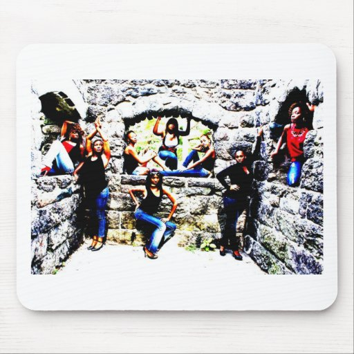 Diva Team Hide-Out Mouse Pad