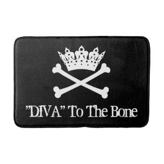 """DIVA"" To The Bone Bath Mats"