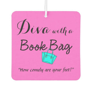 "Diva with a Book Bag - ""How comely are your feet!"""