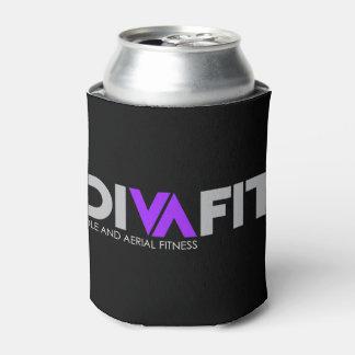 DivaFit Can Koozie