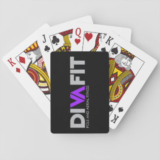 DivaFit Playing Cards
