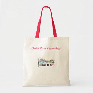 DivaGlam Cosmetics Bag