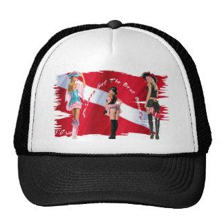Dive Babes Hats