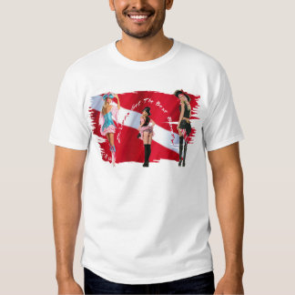 Dive Babes Tee Shirt