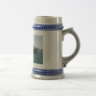 Dive Boats Beer Stein