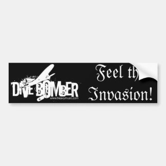DIVE BOMBER Sticker