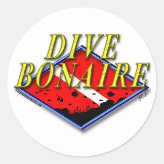 Dive Bonaire Sticker