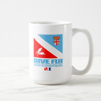 Dive Fiji Coffee Mug