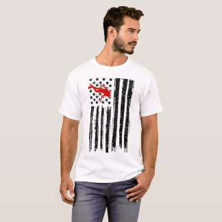 dive flag  american T-Shirt